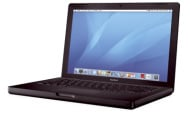 Apple MacBook, schwarz