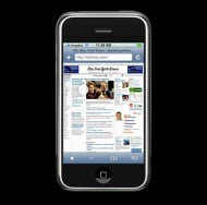 Apple iPhone: Safari (Apple Inc.)
