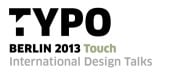"Typo Berlin ""Touch"" (Logo)"