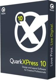 Quark XPress 10 (Produktverpackung)