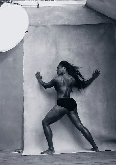 Pirelli-Kalender 2016: Tennisspielerin Serena Williams