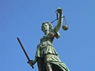 Justitia(Frankfurt)