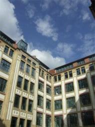 Pixelpark-Hauptsitz inBerlin