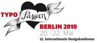 "Typo Berlin 2010 ""Passion"" (Logo)"