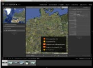 "Lightroom 4: ""Karte""-Modul"
