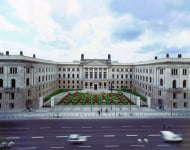 Deutscher Bundesrat in Berlin