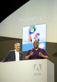 Präsentation von Photoshop CC