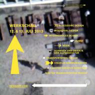 Werkschau der DESIGNPF(Plakat)