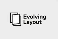 """Evolving Layout"" (Logo)"