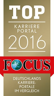 dasauge: Top-Karriereportal 2016