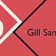 """Gill Sans Nova"""