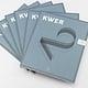 Kwer  – Magazin der AbstraktionN°2 (Design made in Germany)