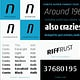 Conto Super Family – 64Fonts (Design made in Germany)