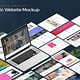 20+ Best Responsive Website & App Mockup Templates (Design Shack)