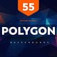 30+ Beautiful Geometric & Polygon Background Textures (Design Shack)