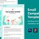10 Tips for Using (And Choosing) an Email Newsletter Template (Design Shack)