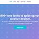 15+ Best Icon Fonts for Web&UI Design (Free +Premium) (Design Shack)