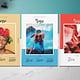 20+ Best InDesign Templates 2020 (For Brochures, Flyers, Books&More) (Design Shack)
