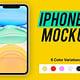 30+ Best iPhone 11 Mockups (PSD, AI&Sketch) (Design Shack)