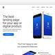 50+ Best App Landing Page Templates2021 (Design Shack)