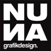 NUNA grafikdesign.