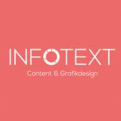 Infotext – Content & Grafikdesign