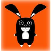 Pixel Bunny Branding und Motion Design