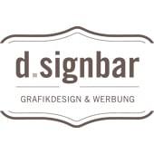 d.signbar – Grafik Design & Werbung