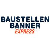 Baustellenbanner Express