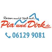 Reisen macht Spaß mit Pia und Dirk