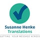 Susanne Henke | Translations