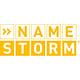 Namestorm – Wir machen Namen