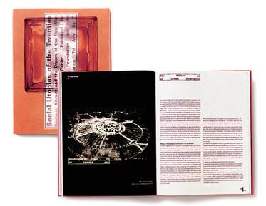 "Stiftung Bauhaus Dessau, z.B. Buch ""Social Utopias"""