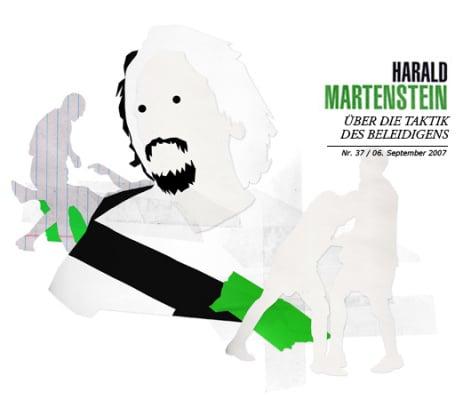 Martenstein-Kolumne