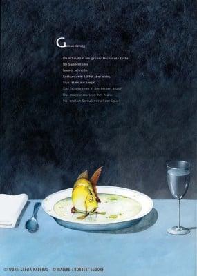 Wort-Gemälde für PR und Marketing / Gastronomie