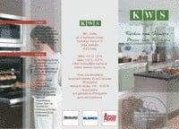 Flyer KWS Küchen