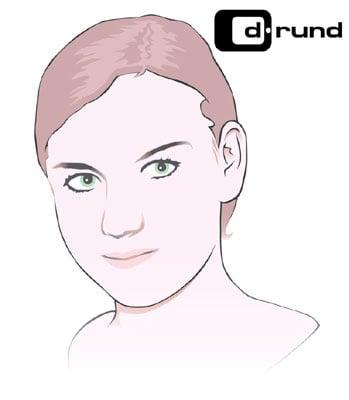 Junge Dame 1
