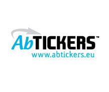 AbTICKERS logo
