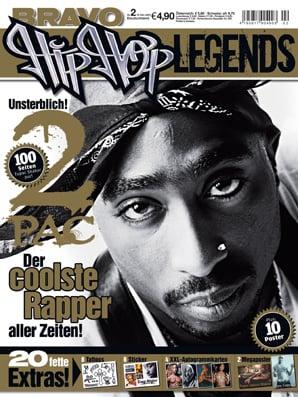 Tupac Shakur Sonderheft 100 Seiten