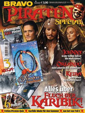 Piraten Sonderheft 100 Seiten