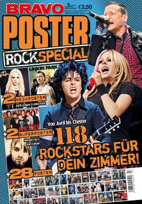 Poster Sonderheft I 100 Seiten