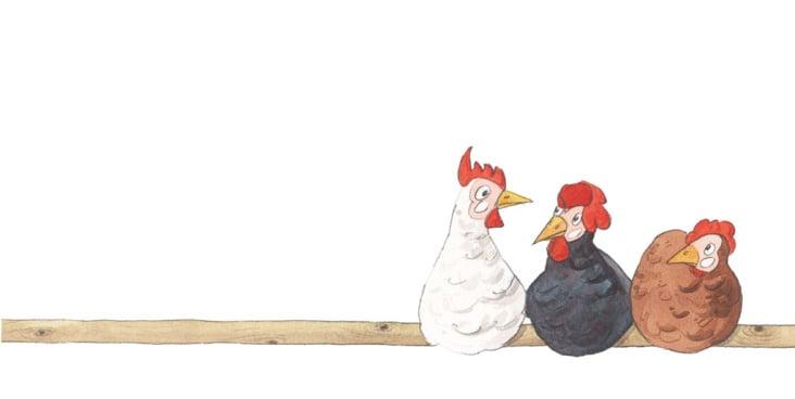 """Illustration für das Pixibuch """"Was für ein Theater"""" von Tobias Aufmkolk, erscheint 2009 im Carlsen Verlag"""