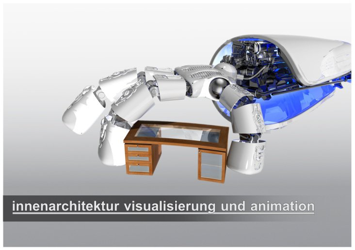 Innenarchitektur visualisierung und animation von erik for Innenarchitektur portfolio