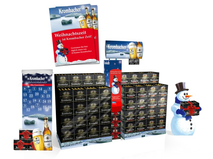 Krombacher Adventskalender