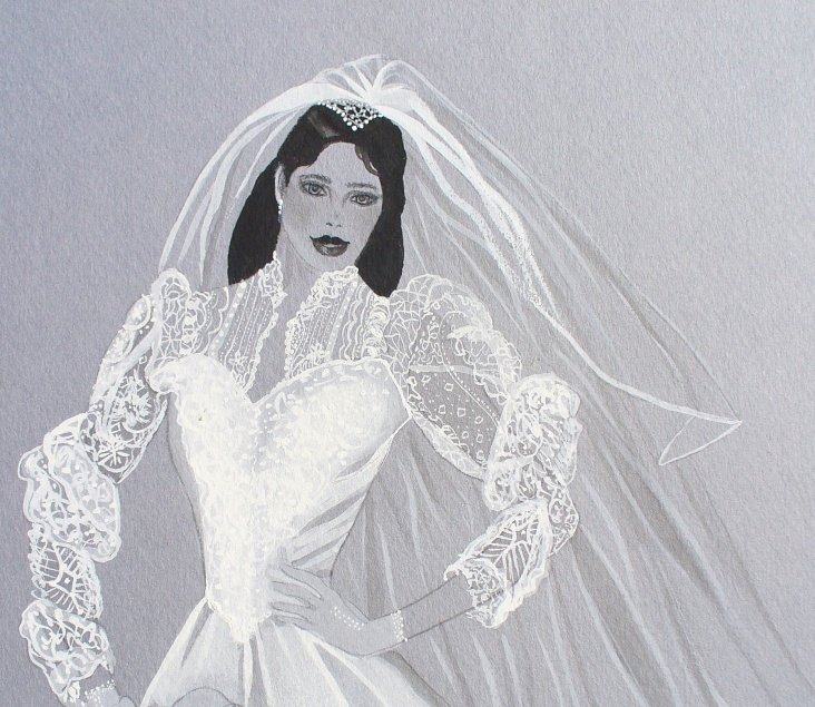 Bridal Mode Illustrationen