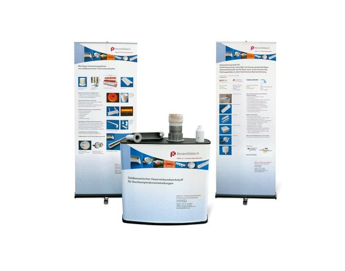 modular display systems / Messemodule