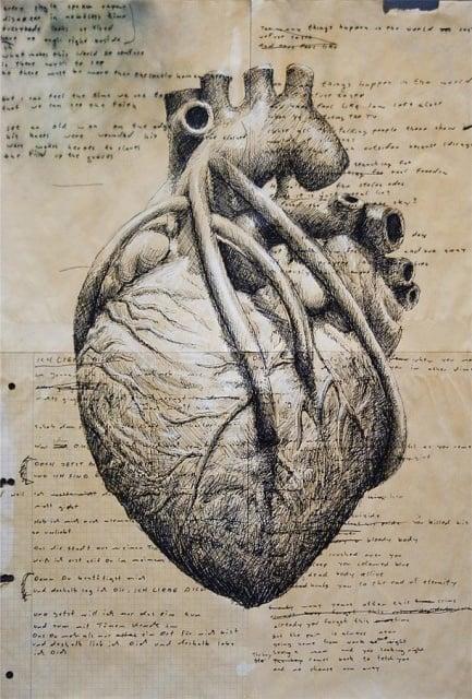 Mensch 3 (Herz)