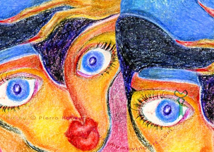 Brain & thought Studie Zwillinge