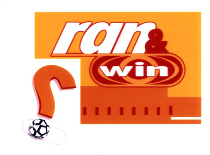 ran und win ran logokombinationcreation für animation