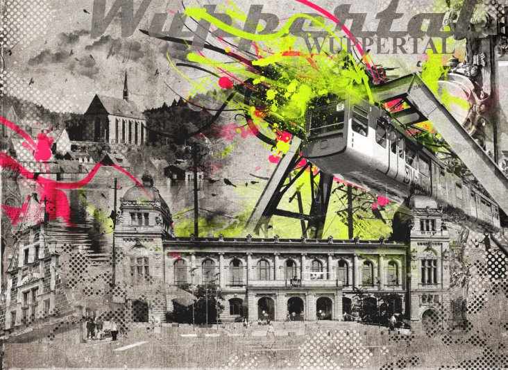 Collage Wuppertal